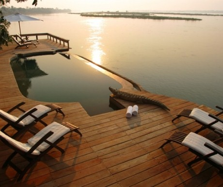 Royal Zambezi Lodge Bush Spa, Zambia