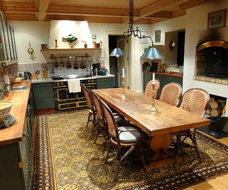 Sheen Falls kitchen