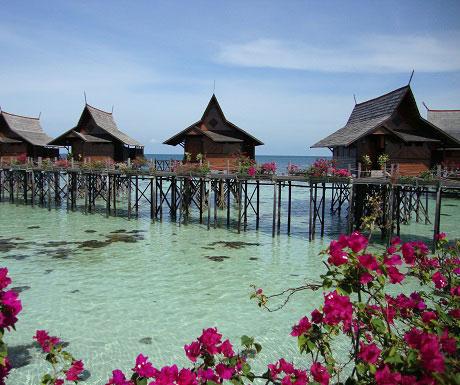 Sipadan, Borneo