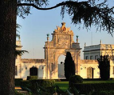 Tivoli Palacio de Seteais Portugal