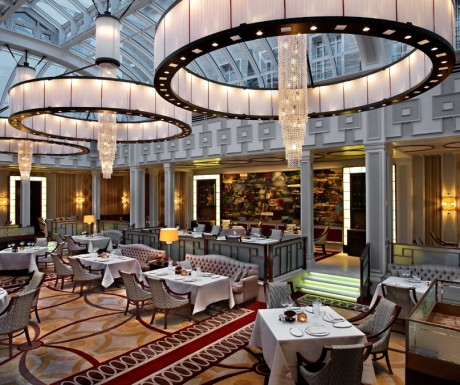4 top michelin star restaurants in london a luxury for 5 star restaurant exterior