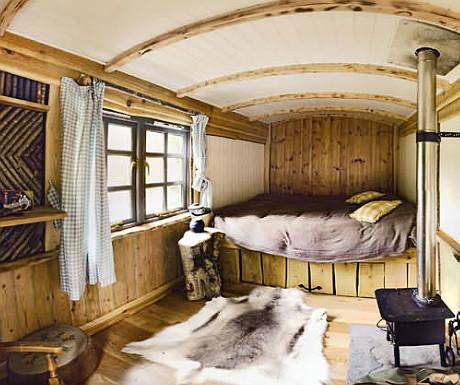 Bodger Shepherds Hut
