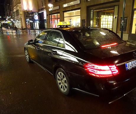 Iikka's taxi