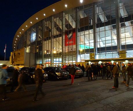 HIFK's ice hockey stadium