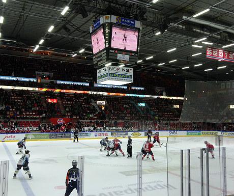 HIFK versus Lahti Pelicans