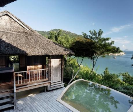 Six Senses, Ninh Van Bay in Vietnam
