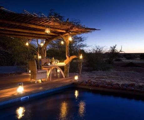 Tswalu Kalahari Spa