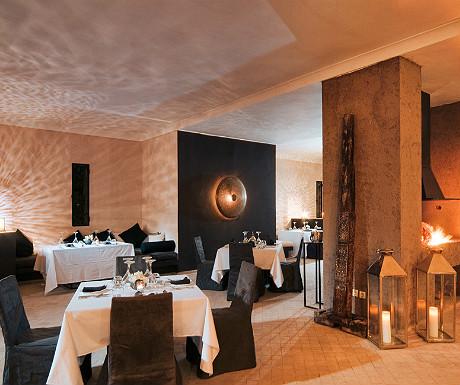 Capaldi restaurant