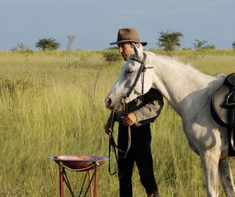 David Foot Riding Safaris