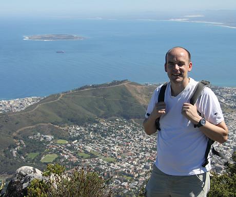 Me on Table Mountain