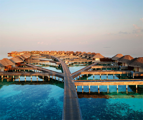 Overview by W Maldives