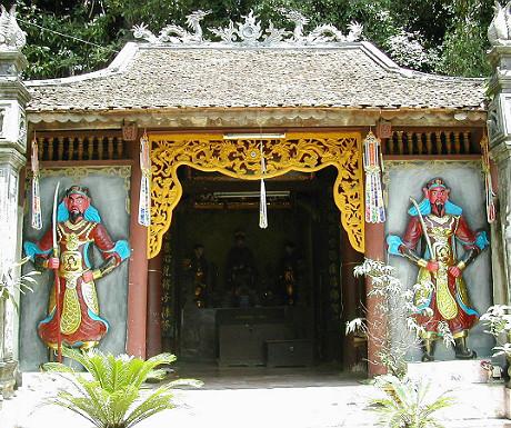 Perfume Pagoda temple, Vietnam