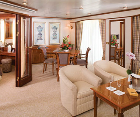 Royal Suite Silver Whisper