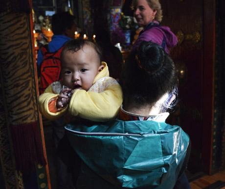 Tibet orphanage