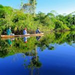Take an Amazon river cruise… in style and luxury!