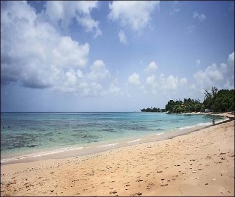 Barbados 33 beachfront