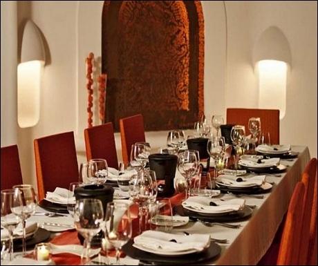 Barbados 33 dining room