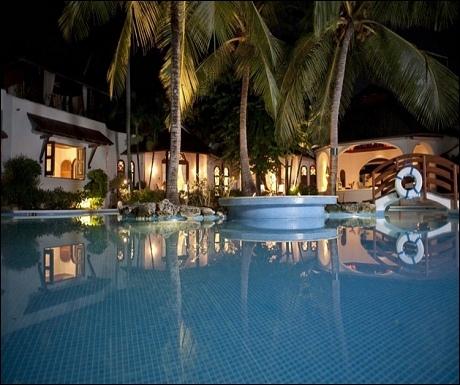 Barbados 33 pool