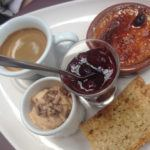 Le caf� gourmand � a one-stop gourmand�s delight