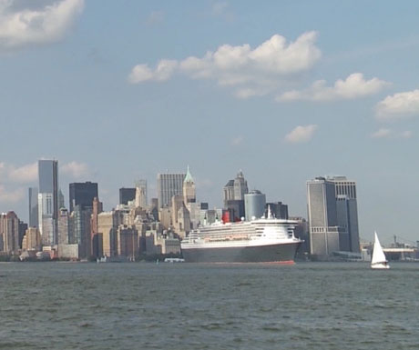 Cunard QM2
