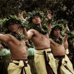 Photograph of the week: Hula performance at Kilauea Volcano, Hawaii