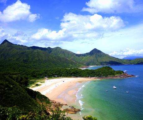 Hiking and beaches