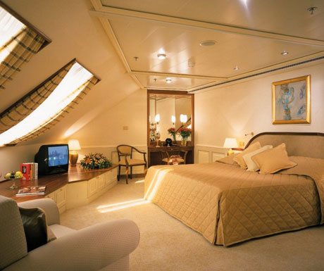 Silver Shadow accommodation