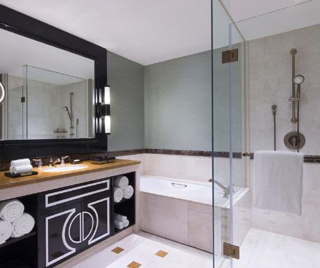 Sheraton bathroom