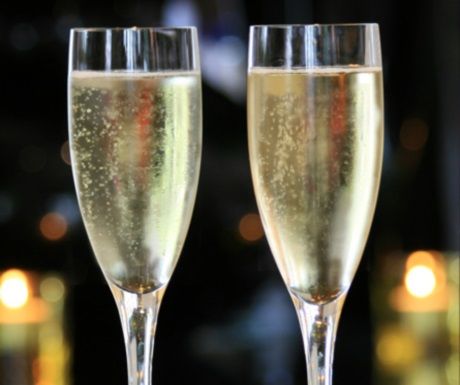 Champagne celebrations for Valentines Day at One Aldwych