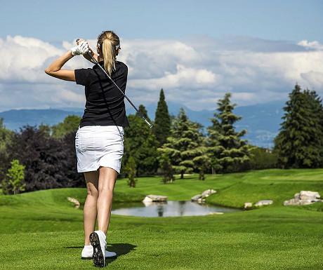 Evian Resort golf