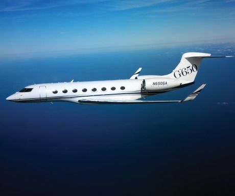 G650 jet