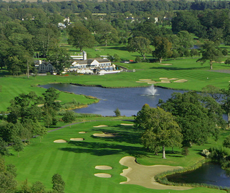 K Club golf
