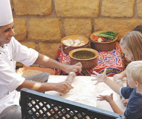 Kids at Four Seasons Sharm El Sheikh