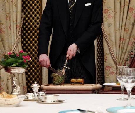 The Ritz Restaurant Valentines Day Dinner