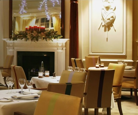 Valentines Day begins at The Goring