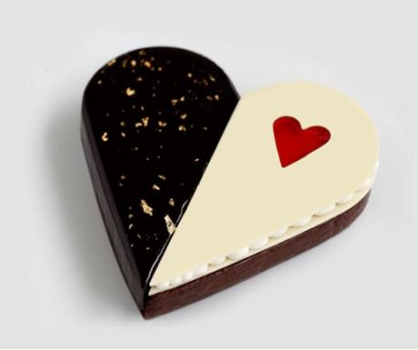 Valentines Menu at Alain Ducasse at The Dorchester