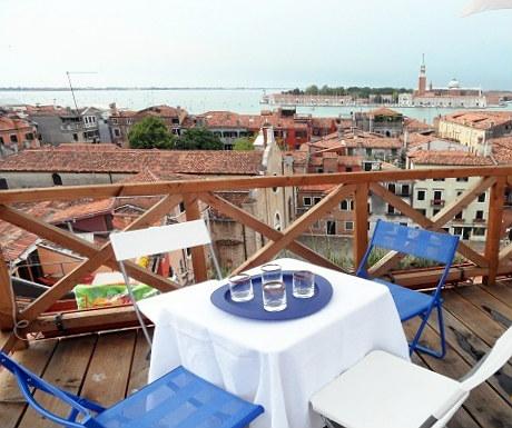 Venice penthouse