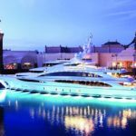 Diamonds are Forever - the ultimate 007 mega yacht!