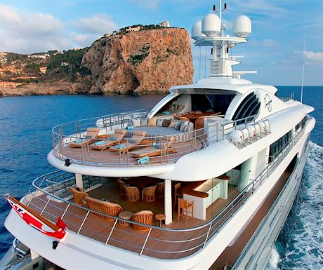 1000 Images About Most Expenses Yachts On Pinterest