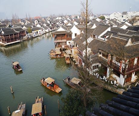 Suzhou Creeks