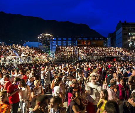 Cirque du Soleil in Andorra