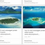Follow A Luxury Travel Blog on Pinterest