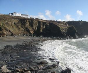 Special feature: Polurrian Bay Hotel, Lizard, Cornwall, UK