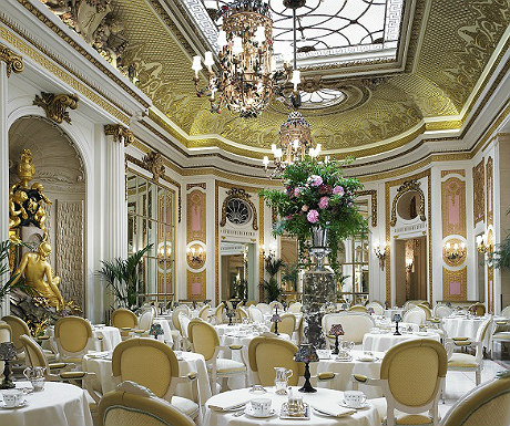 Ritz London afternoon tea