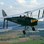 Top 3 vintage flying experiences in Britain