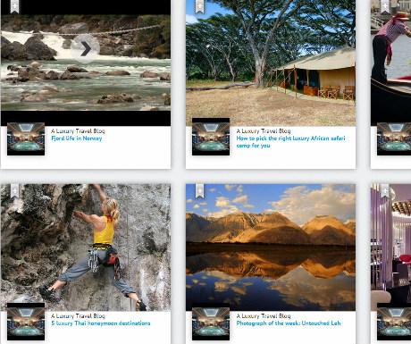 A Luxury Travel Blog on Walltik