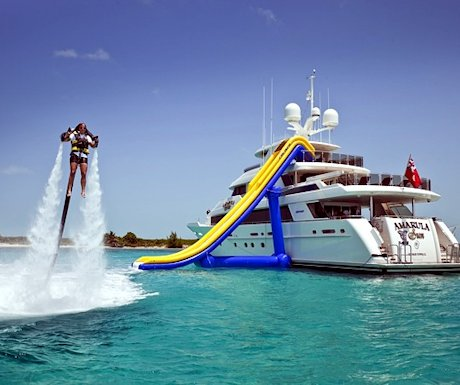 Yacht toy