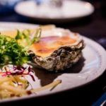 Recipe of the week: Rock oysters with a Champagne sauce