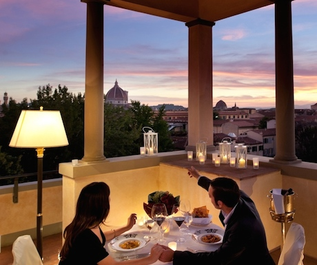 The Most Astoundingly Beautiful Luxury Hotel In Florence