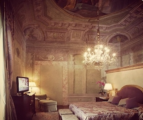 Four Seasons Florence suite